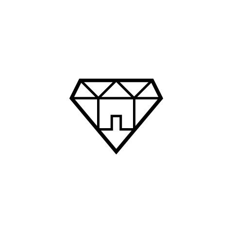 Logos sebastiaan werkendam graphic design for Home design diamonds